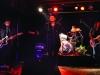 """Die Gewinnerband """"Apollo Circus"""" aus Emden präsentiert ihren Song """"Jo Jo Jo"""" beim plattdeutschen Bandcontest Plattsounds 2018 im Zollhaus in Leer. Die Aufnahmen dürfen im Rahmen der Berichterstattung von Plattsounds 2018 honorarfrei verwendet werden."""