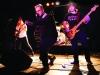 """Die Band """"Jenkin's Porcupine"""" aus Rehden beim plattdeutschen Bandcontest Plattsounds 2018. Hier beim Auftritt im Zollhaus in Leer. Die Aufnahmen dürfen im Rahmen der Berichterstattung von Plattsounds 2018 honorarfrei verwendet werden."""