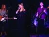 """Die Band """"The Manic Foxes"""" aus beim plattdeutschen Bandcontest Plattsounds 2018. Hier beim Auftritt im Zollhaus in Leer. Die Aufnahmen dürfen im Rahmen der Berichterstattung von Plattsounds 2018 honorarfrei verwendet werden."""