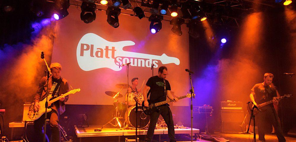 Plattsounds Bandcontest