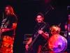 """Die Band """"Redestruction"""" aus Leer beim plattdeutschen Bandcontest Plattsounds 2018. Hier beim Auftritt im Zollhaus in Leer. Die Aufnahmen dürfen im Rahmen der Berichterstattung von Plattsounds 2018 honorarfrei verwendet werden."""