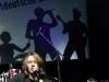 Die Band Platt im Kopp aus Hechthausen performt ihren Song