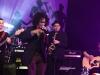 Die Band Voodoolectric performt ihren Song
