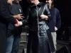 Die Band Musikapparillo (v.l.n.r. Schlagzeug Bernd; Git. Saenger Jan; Bass Henk) bei der Preisverleihung beim plattdeutschen Bandcontest Plattsounds am 8. Oktober 2011 in der Exerzierhalle in Oldenburg. Die Punkrock-Band aus Emden gewinnt den zweiten Preis mit ihrem Song